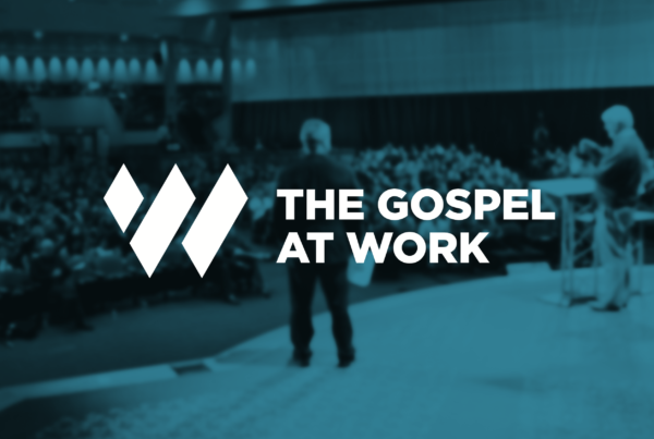 Gospel at Work Conference promotional image