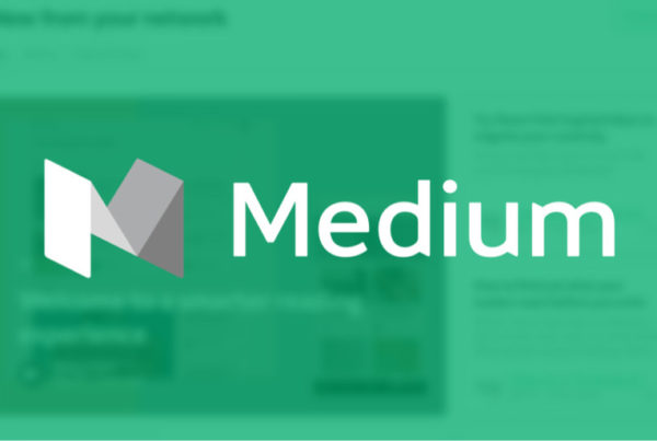 Featured image of the Medium logo